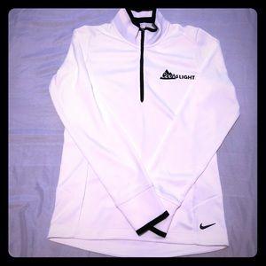 Nike Tops - Women's Nike Golf 1/2 zip pullover